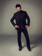 Preacher season 1 - Jesse Custer portrait 3