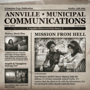 Annville Municipal Communications - Sunday 12th June