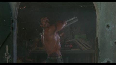 Commando - Shed Scene UNCUT