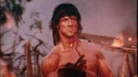 Rambo First Blood Part II (Trailer 1985)