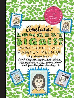 Amelias-longest