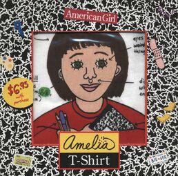 Amelia-t-shirt