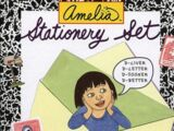 Amelia's Stationery Set