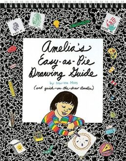 Amelia's-easy-as-pie-drawing-guide