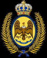 04. Escudo del Reino de Ecuador