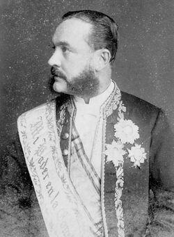 José María Plácido Caamaño (1888)
