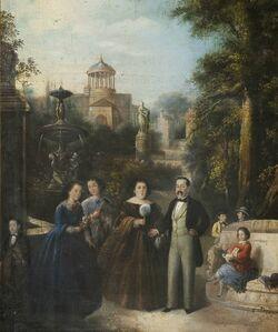 Jardines-de-san-telmo-los-duques-de-montpensier