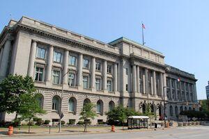 Edificio del Ministerio de Hacienda y Tesoro
