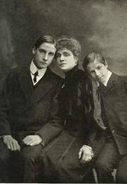 Eulalia y sus hijos