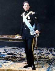 Alfonso de Orleans-Borbón (circa 1990)