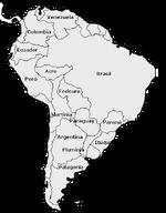 América#Sudamérica
