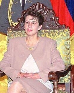 Rosalía Arteaga Serrano
