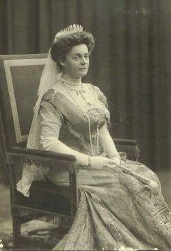 Francisca Cristina de Cotopaxi (1921)