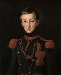 Antonio de Orleans, por Francois Dubois