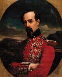 El rey Antonio I por Josefa Murillo de Vela
