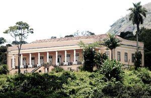 Casa de la Hacienda Quinindé
