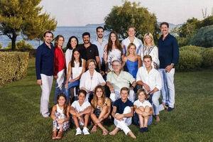 Familia Real (verano de 2019)