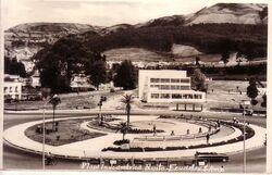 Plaza Indoamérica (1970)