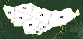 Acre (mapa político)