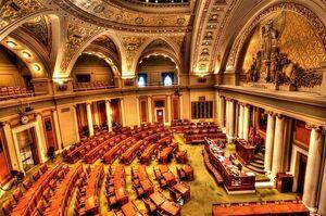Sala del Congreso (Palacio Parlamentario)