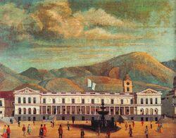 Palacio de Carondelet (1846)