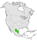 Mapa de Riomagnia en Norteamérica