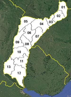 Fluminia (mapa político)