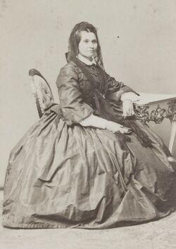 María Echeverría, duquesa de Puno