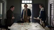 George Washington meets with Benjamin Tallmadge and Nathaniel Sackett – Turn - Washington's Spies