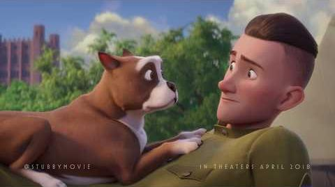 SGT. STUBBY Official US Teaser 01 (2018)