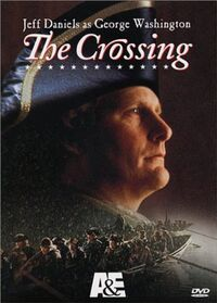 The Crossing (Robert Harmon – 2000) DVD cover