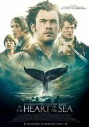 In the Heart of the Sea (Ron Howard – 2015) poster 3