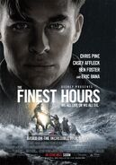 The Finest Hours (Craig Gillespie – 2016) poster 3