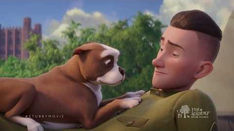 Animating History Sgt. Stubby The Making of a Hero