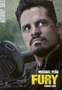 Fury (David Ayer – 2014) poster 12