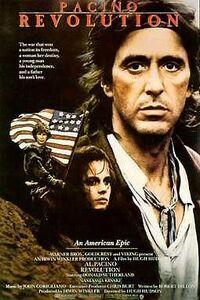 Revolution (Hugh Hudson – 1985) poster