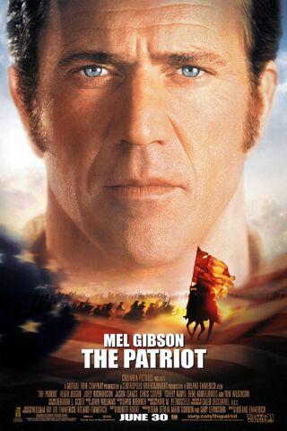 File:The Patriot (Roland Emmerich – 2000) poster 2.jpg
