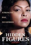 Hidden Figures (Theodore Melfi – 2016) poster 5