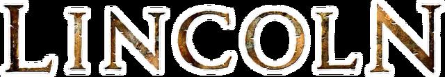 File:Lincoln (Steven Spielberg – 2012) logo.png