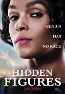Hidden Figures (Theodore Melfi – 2016) poster 3