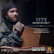 Countdown to Sons of Liberty (Kari Skogland – 2015) 4