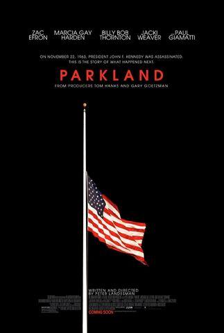 File:Parkland (Peter Landesman – 2013) poster.jpg