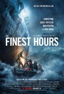 The Finest Hours (Craig Gillespie – 2016) poster 2