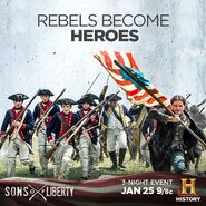 Sons of Liberty (Kari Skogland – 2015) Facebook photo 5