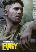 Fury (David Ayer – 2014) poster 11
