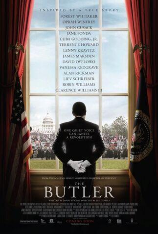 File:The Butler (Lee Daniels – 2013) poster.jpg