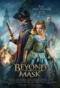 Beyond the Mask (Chad Burns – 2015) poster