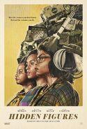 Hidden Figures (Theodore Melfi – 2016) poster 9