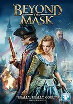 Beyond the Mask (Chad Burns – 2015) DVD cover