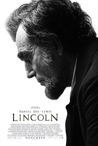 File:Lincoln (Steven Spielberg – 2012) poster.jpg